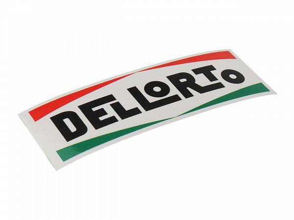 Sticker - DellOrto 4x12 cm