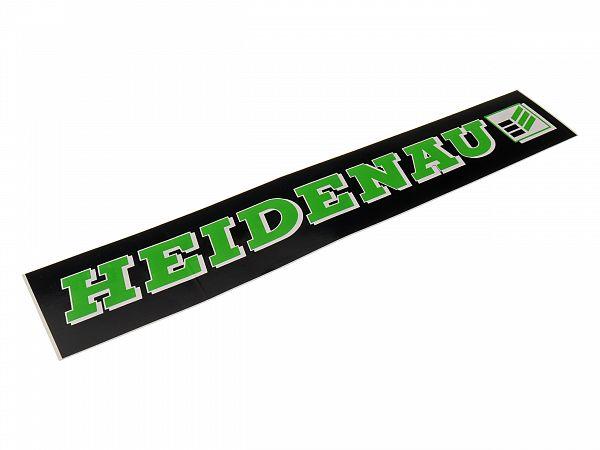 Sticker - Heidenau 3,5x21 cm