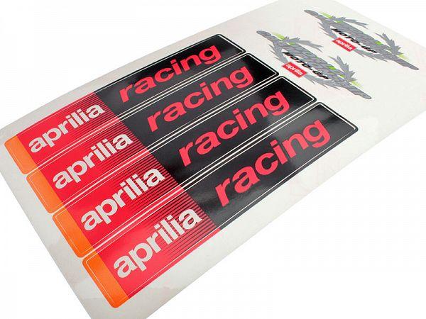 Sticker sheet - Aprilia Racing