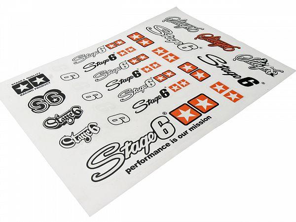 Sticker sheet - Stage6 sheet