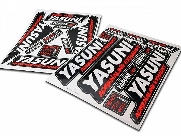 Sticker sheet - Yasuni kit