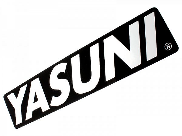 Sticker - Yasuni 17x3,8cm