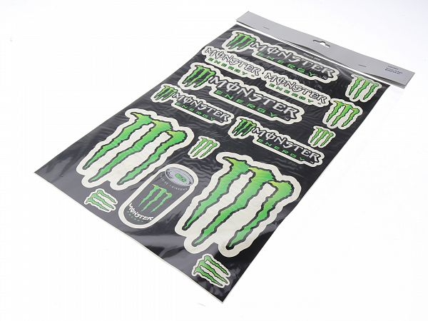 Stickerark - Monster Energy - 43x28 cm