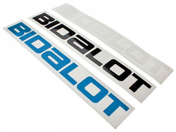 Stickers - Bidalot 15x2,5cm