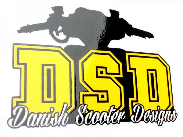 Stickers - Danish Scooter Designs