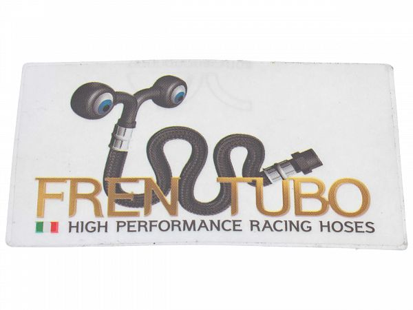 Stickers - Fren Tubo - 70 x 40 mm