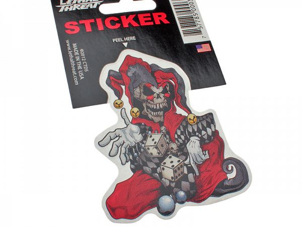 Stickers - Lethal Joker SQ