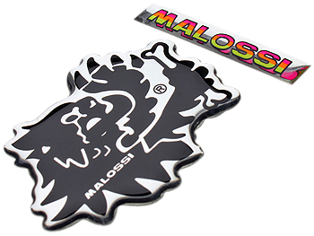 Stickers - Malossi 2 X 3D