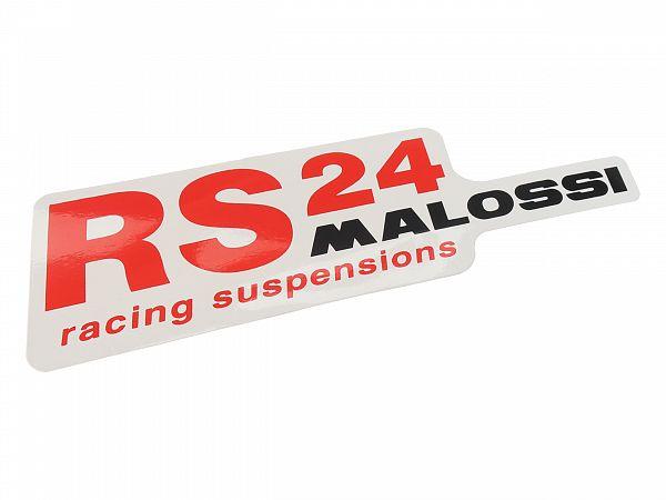 Stickers - Malossi RS24 - 15cm