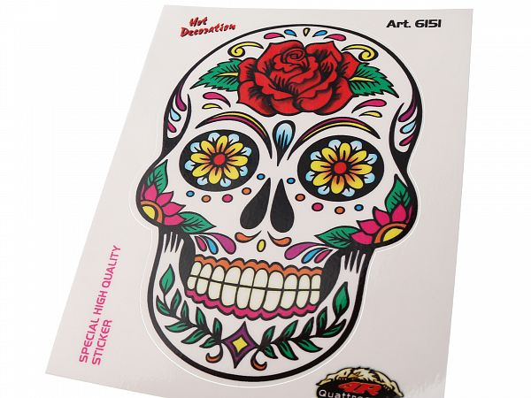 Stickers - Mexican skull