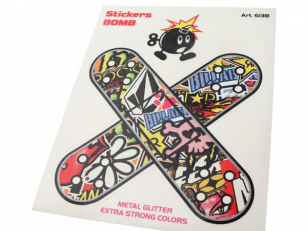 Stickers - Plaster