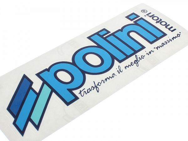 Stickers - Polini 12x4cm
