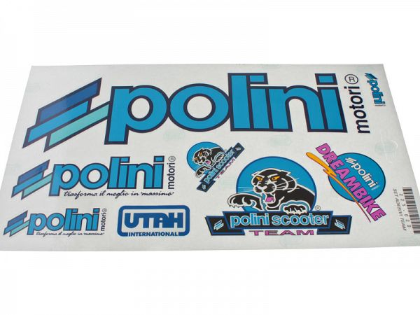 Stickers - Polini Ark