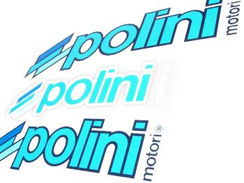 Stickers - Polini