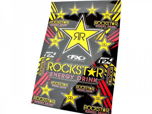 Stickers - Rockstar