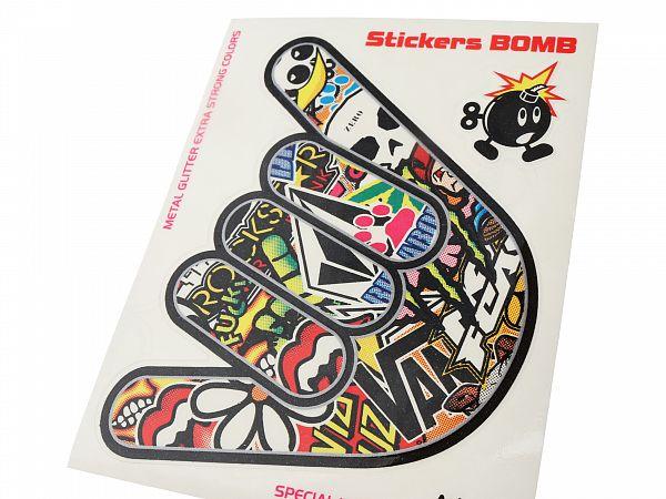 Stickers - Shaka