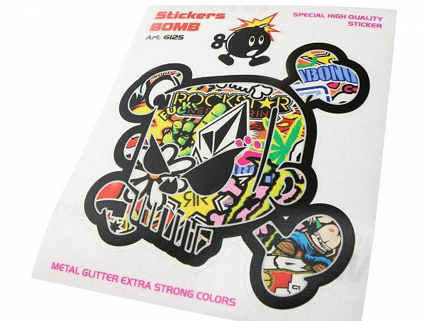 Stickers - Skull