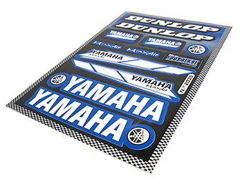 Stickers - Yamaha Dunlop
