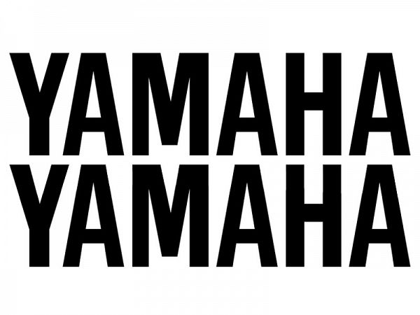Stickers - Yamaha