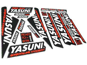 Stickers - Yasuni kit
