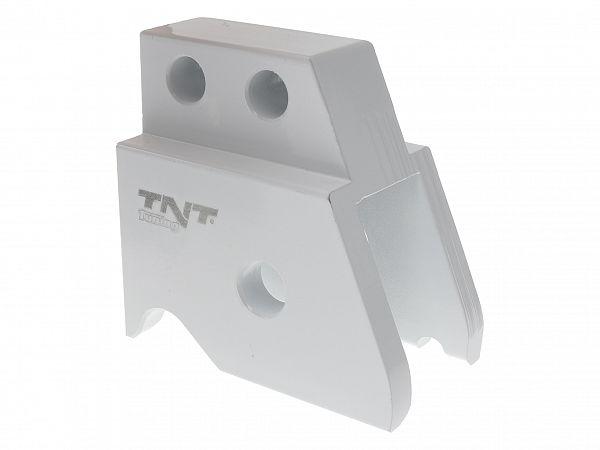 Støddæmperforhøjer - TNT - hvid