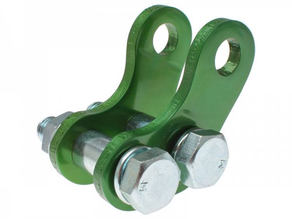 Støddæmperforhøjer - TunR - grøn
