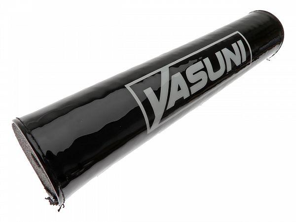 Styrpude - Yasuni Pro Race 240 mm, sort