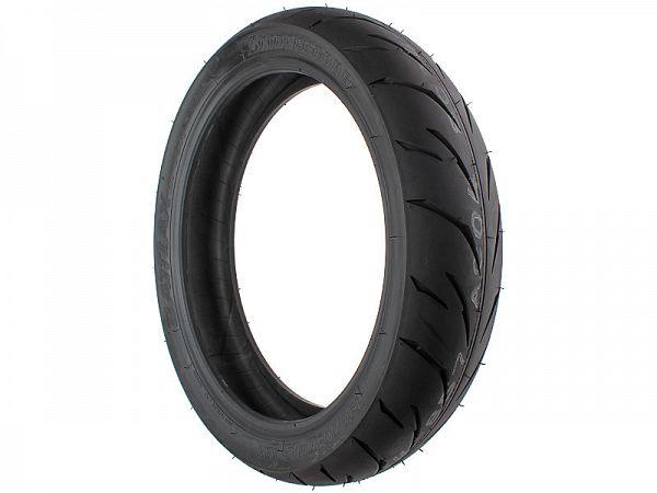 Summer tires - Bridgestone Battlax BT39R - 100 / 80-17