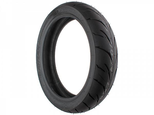 Summer tires - Bridgestone Battlax BT39R - 130 / 70-17