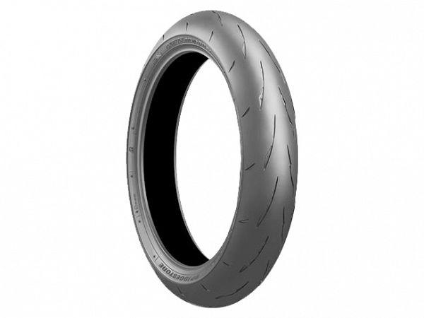 Summer tires - Bridgestone Battlax R11 front tire 110 / 70-17