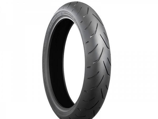 Summer tires - Bridgestone Battlax S20 EVO front tire 110 / 70-17