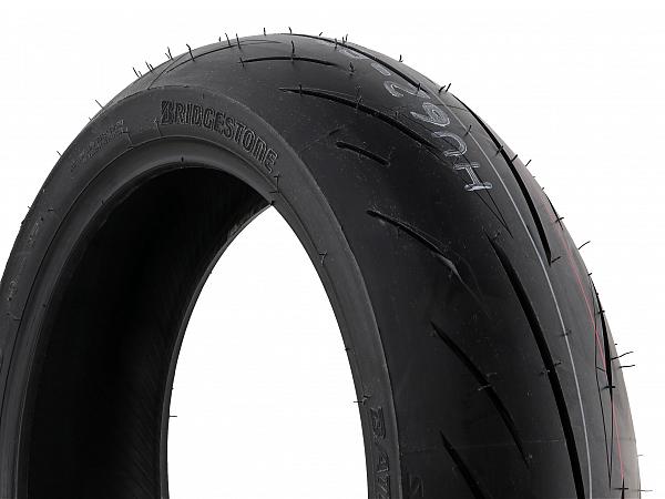 Summer tires - Bridgestone Battlax S22 rear tires 180 / 55-17