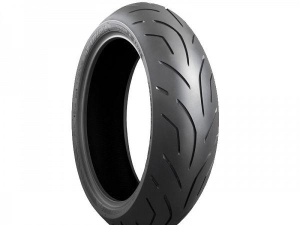 Summer tires - Bridgestone Battlax S22 rear tires 190 / 50-17