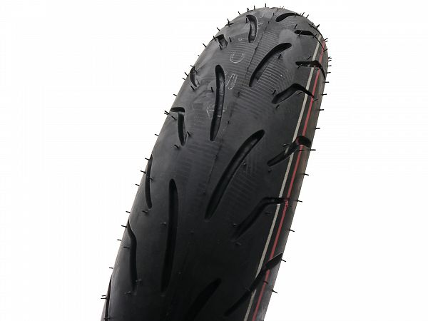 Summer tires - Bridgestone Battlax SC 120 / 80-16 (rear tires)