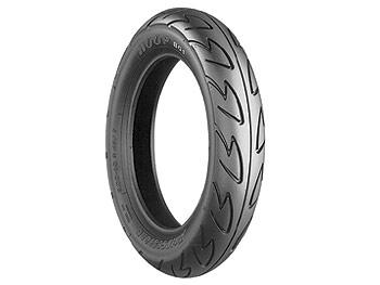"""Summer tires - Bridgestone HOOP B01 - 10 """", 90 / 90-10"""