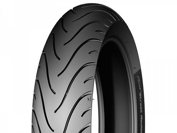 Summer tires - Michelin Pilot Street, 130 / 70-17