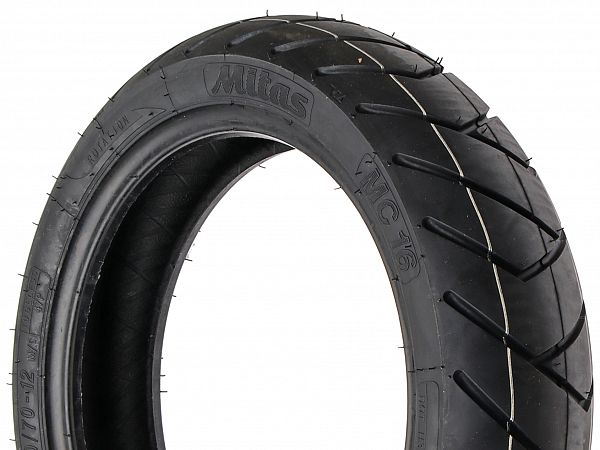 Summer tires - Mitas MC16 - 110 / 70-12