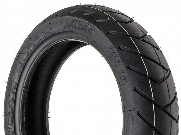 "Summer tires - Sava MC16 - 12 "", 110 / 70-12"