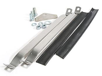 Suspension strap for silencer - Polini ø60mm