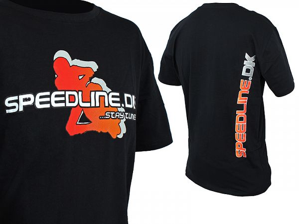 T-shirt - Speedline.dk