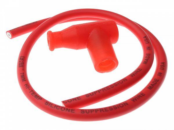 Tændrørskabel - Zoot 2T silicone