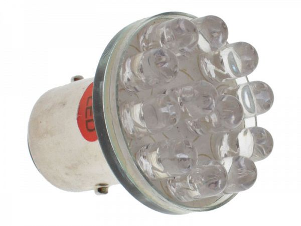 Taillight bulb - Super LED BAY15D 12V, 21 / 5W