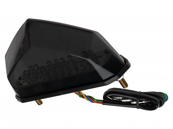 Taillight with indicator LED universal