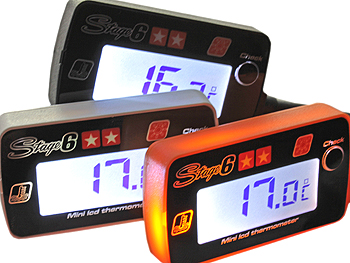 Temperaturmåler - Stage6 MkII