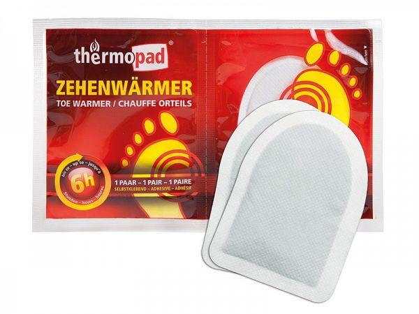 Thermopad Tåvarmere