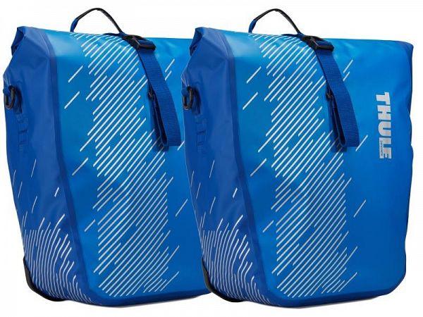 Thule Shield BluePannier Cykeltasker, 2 x 24L