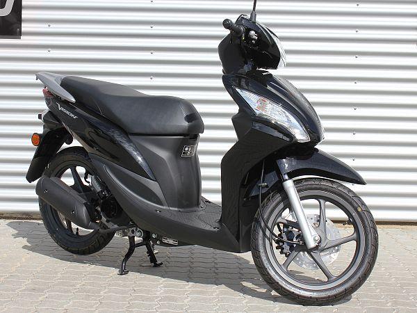 *TILBUD* Honda Vision - sort - 45 km/t