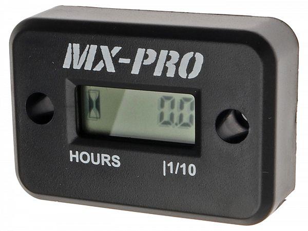 Timetæller - MX-PRO
