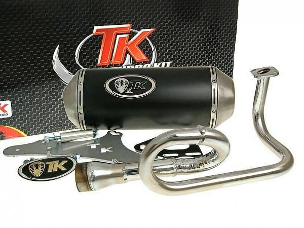 Udstødning - Turbo Kit GMax 4T