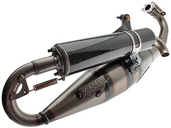 Udstødning - Yasuni Carrera 16 - Black Edition